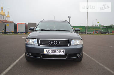 Audi A6 2.5tdi 2004