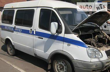 ГАЗ 2217 Соболь 2004