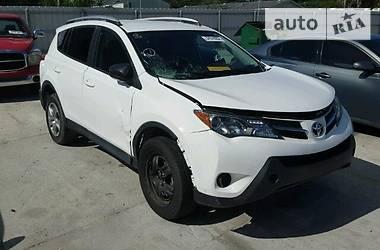 Toyota Rav 4 2.5 2014