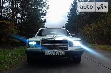 Mercedes-Benz S 280 300 1985