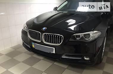 BMW 520 F10 2016