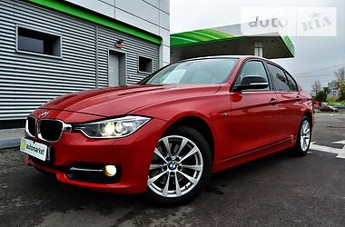 BMW 328 Twin Power 2012