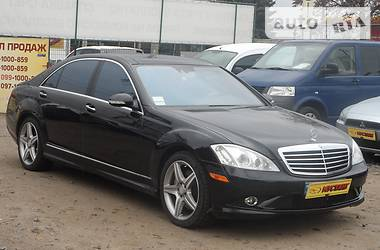 Mercedes-Benz S 550 AMG FULL 2008