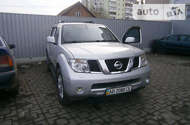 Nissan Pathfinder 4.0i 2006