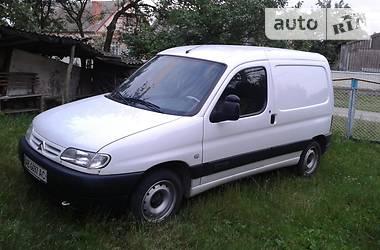 Citroen Berlingo груз. 1.9 d 2000