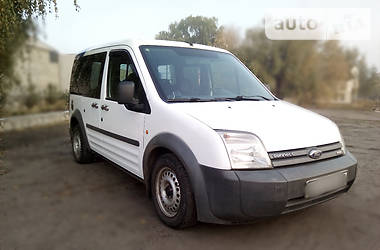 Ford Tourneo Connect пасс. 2006