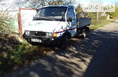 ГАЗ 3202 Газель 2002