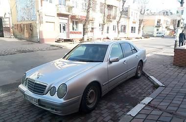 Mercedes-Benz E-Class elegance 2001