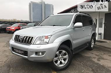 Toyota Land Cruiser Prado 4.0 EUROPA 2007