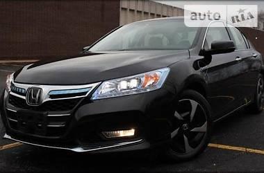 Honda Accord Plug-In Hybrid 2014