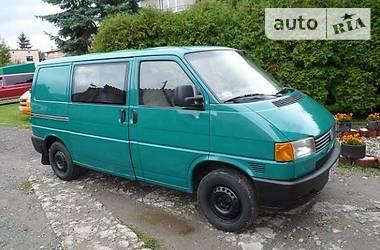 Volkswagen T4 (Transporter) пасс. 2.5 TDI 1999