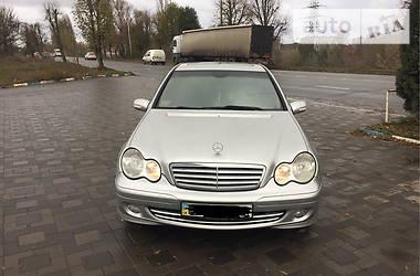 Mercedes-Benz C-Class 180 2004