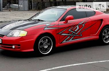 Hyundai Tiburon 2003