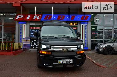 Chevrolet Express пасс. Limited SE 2014