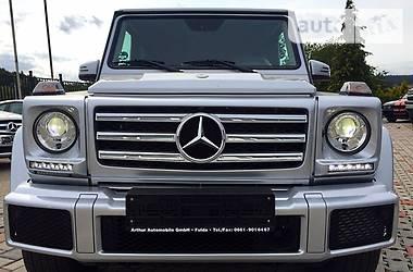 Mercedes-Benz G 350 d Station 2016