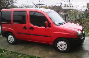 Fiat Doblo пасс. 1.9 2001