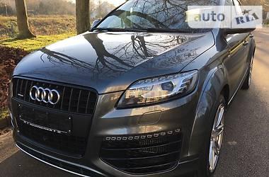 Audi Q7 3.0 TDI S-Line 2015