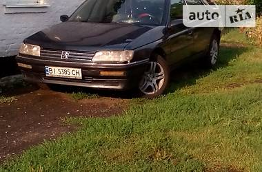 Peugeot 605 1994