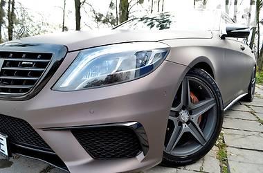 Mercedes-Benz S 350 w222 AMG S65 2013