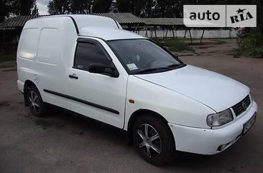Volkswagen Caddy груз. 1997