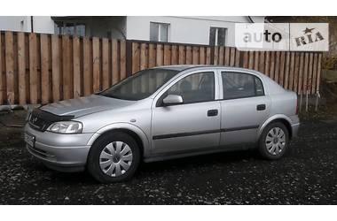 Opel Astra G comfort 2001