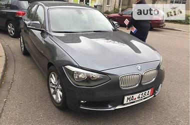 BMW 116 116d f20 2012