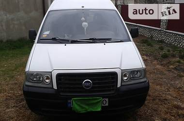 Fiat Scudo груз. 2004