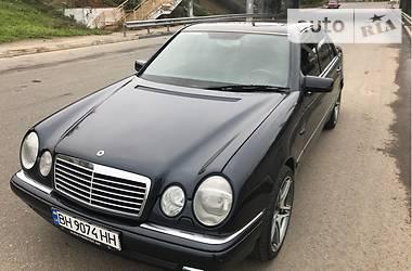 Mercedes-Benz E-Class E420  Avantgarde 1997