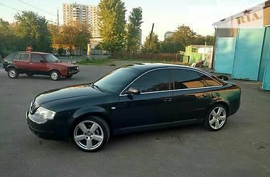 Audi A6 с 5 2.5 tdi 2000