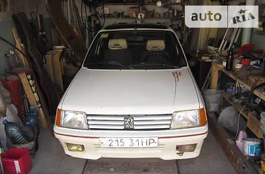 Peugeot 205 1988