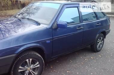 ВАЗ 21093 210934 2008