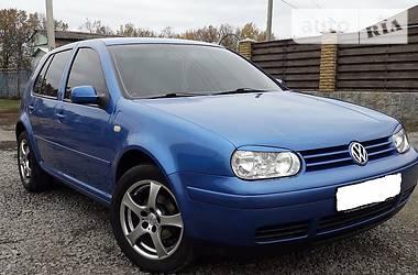 Volkswagen Golf IV Generation 1999