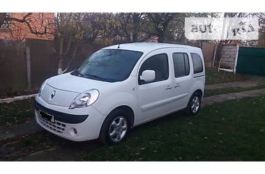 Renault Kangoo пасс. Authentic 2011