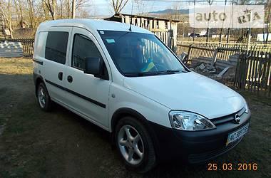 Opel Combo пасс. 1.3CDTI 2008