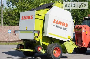 Claas Variant 280 2003