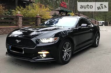 Ford Mustang Ecoboost 2016