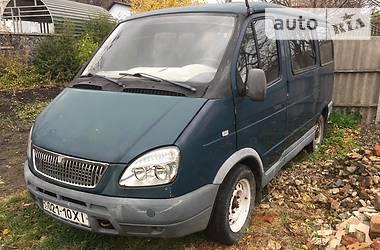 ГАЗ Соболь 2003