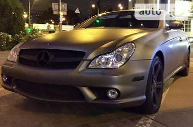 Mercedes-Benz CLS 63 AMG Black series 2006