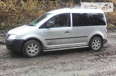 Volkswagen Caddy пасс. 1.9 TDI 2005