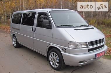 Volkswagen T4 (Transporter) пасс. 111 kWt/EXCLUSIVE 2003
