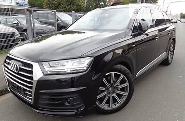 Audi Q7 3.0TDI S-Line 2016