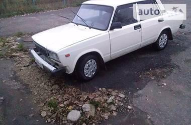 ВАЗ 2107 21072 1.3 1986