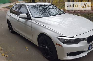BMW 320 x-drive 2014