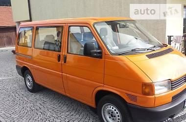 Volkswagen T4 (Transporter) пасс. 2.4 D 1997