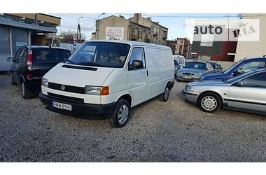 Volkswagen T4 (Transporter) груз 2.4 D 1996