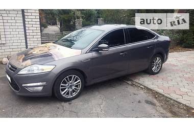 Ford Mondeo 2.0 Turbo 2011