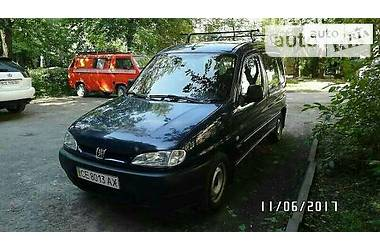 Peugeot Partner пасс. 2002