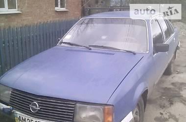 Opel Rekord 1980