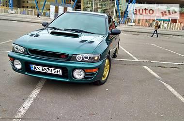 Subaru Impreza WRX 1997