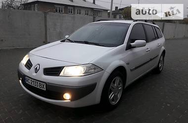 Renault Megane 78кВт 6-кпп 2006